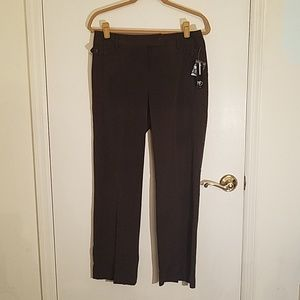 NWT Brown trouser pants